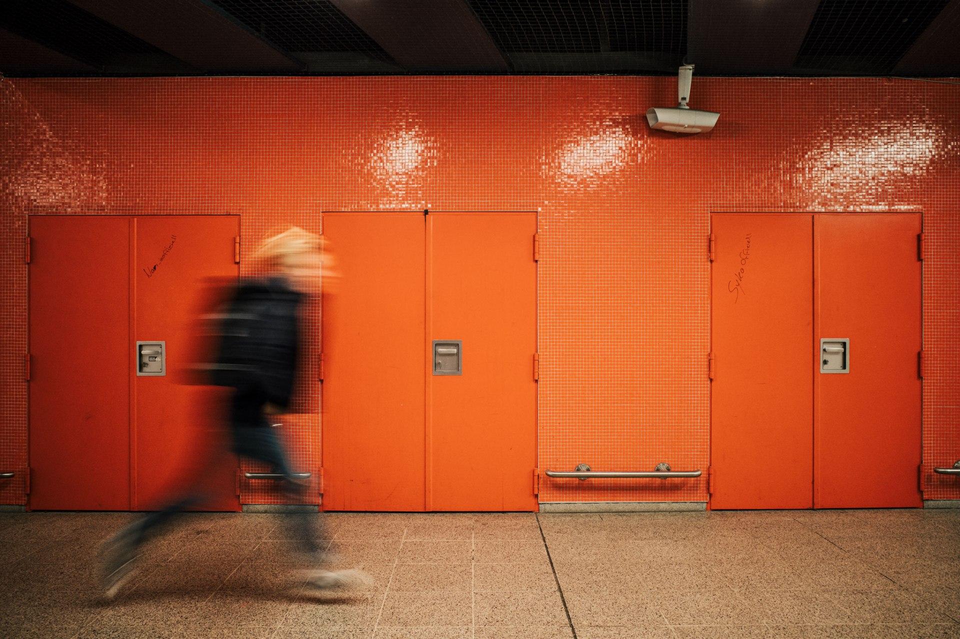 Dissolved in Orange